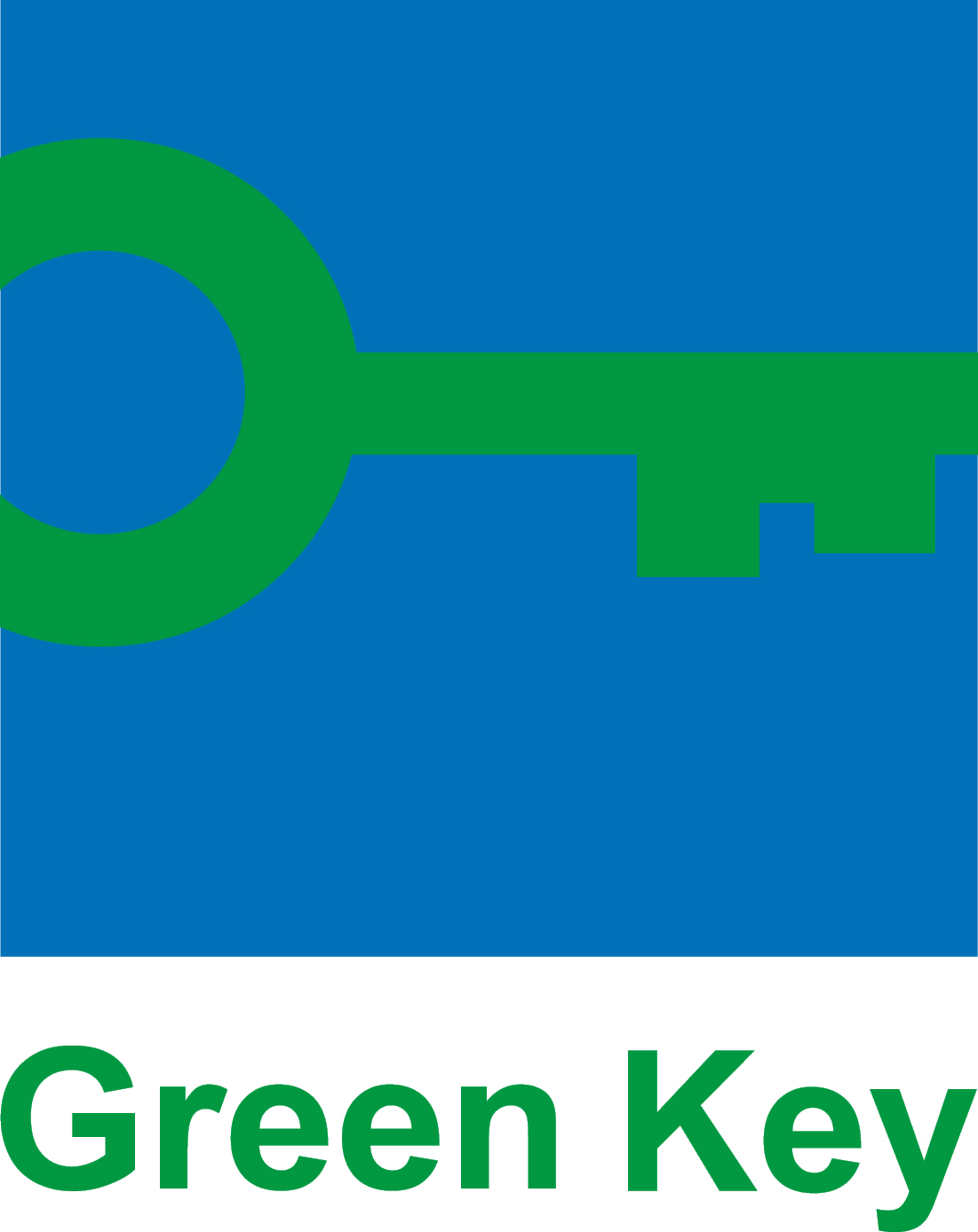 Logo 'Green Key' ecolabel